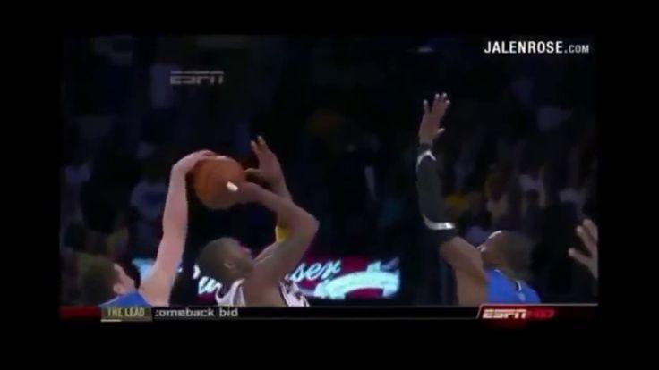 Kobe Bryant Missed Clutch Shots