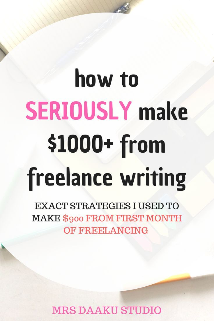 Are You Looking To Start A Side Hustle Or Work At Home Jobs Freelance Writing Could Be It This Free Course Shares The Exact Strate Freelance Writing Jobs Writing Jobs Work