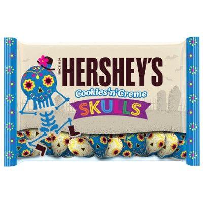 Buy HERSHEY'S COOKIES N CREME SKULLS   American Food Shop