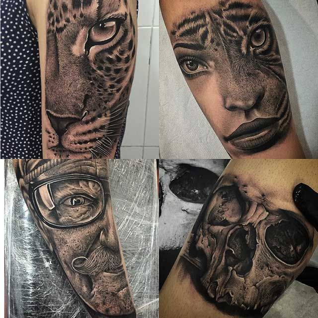 Tattoo Ideas Realism: 190 Best Images About Realistic Tattoos On Pinterest