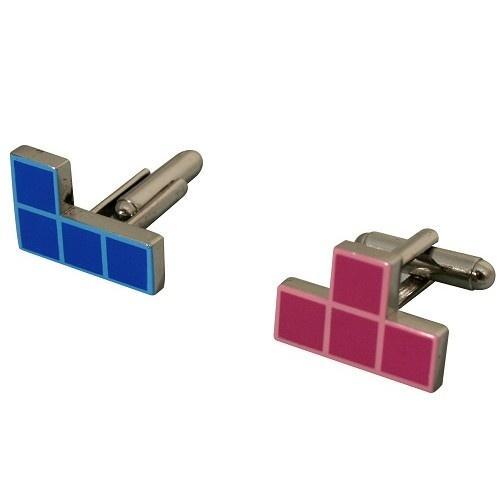 Tetris Manžetové Knoflíčky - Dárky