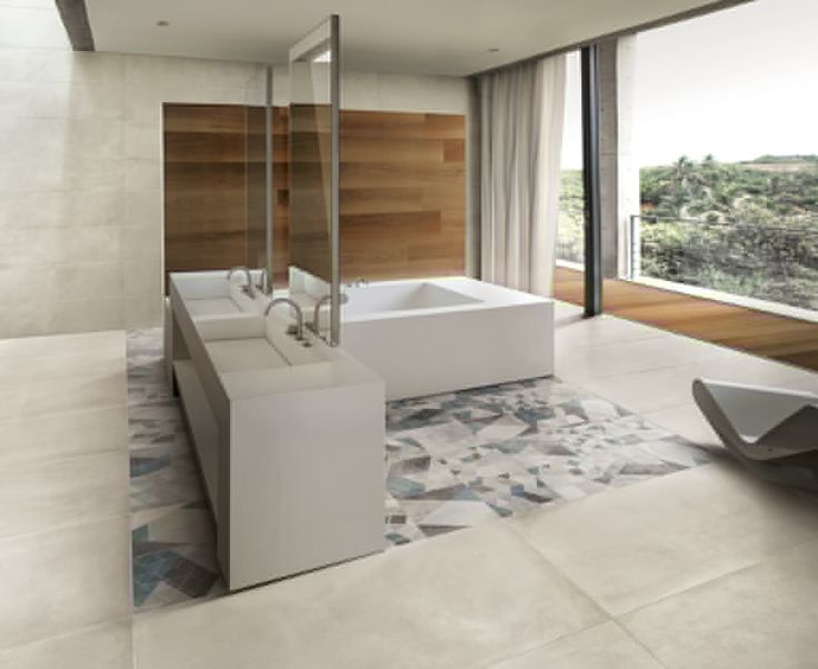 20 best Home living images on Pinterest Porcelain tiles, Indoor - boden für badezimmer