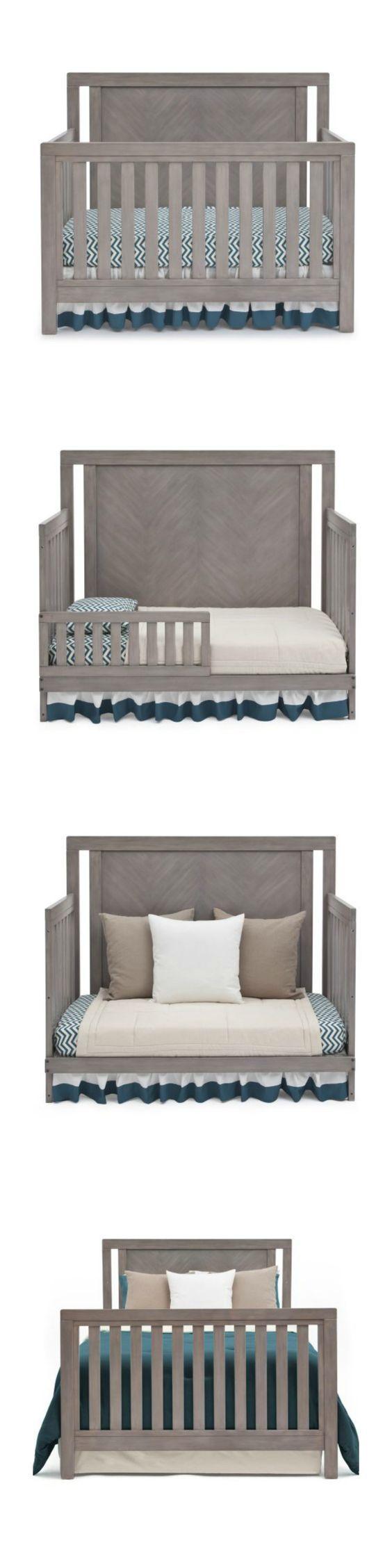 4-in-1 Convertible Crib.