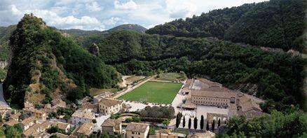 Sanctuary of Opera of Saint Rita of Cascia in Roccaporena