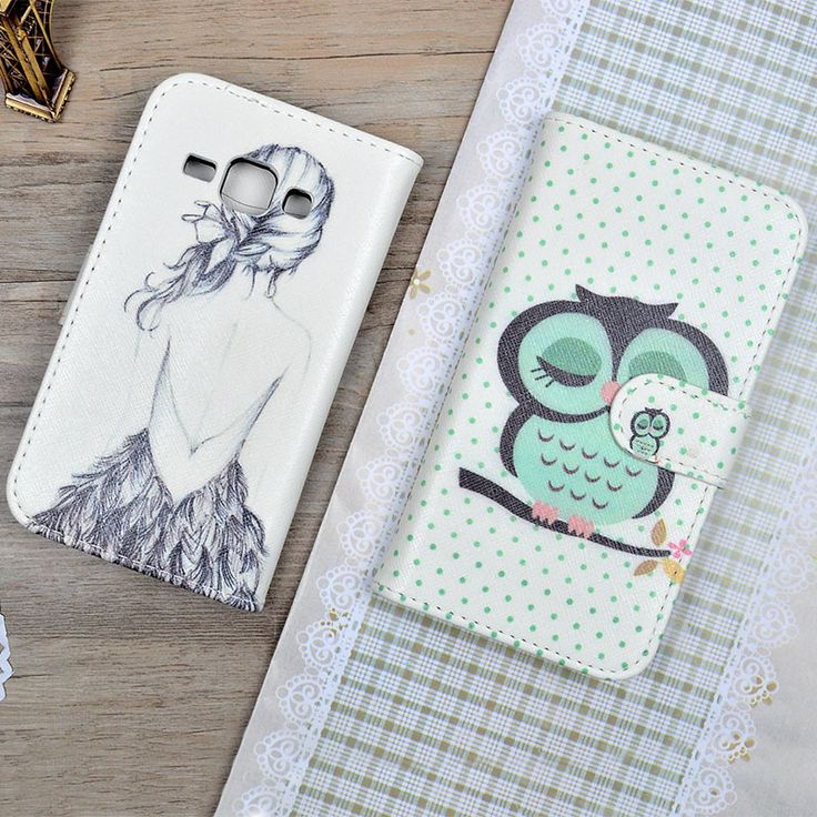 Cheap case for samsung galaxy 3, Buy Quality case for hard disk directly from China case diamante Suppliers: Case For Samsung Galaxy J1 2015 J100 J100H SM-J100F SM-J100H cover Wallet Stand Holder Card Flip PU Phone Bag for Galaxy J1 2015