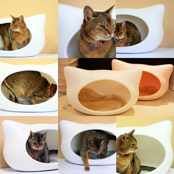 Whiskas Cat Head Bed Limited Edition Only Released In