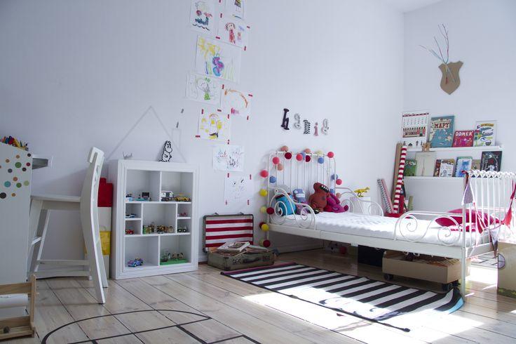 Pokoje dziecięce: pokój Hani | podobasie.net