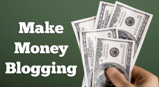Blogging To Earn Money