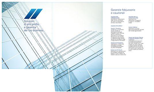 Piacquadio Cauzioni Puglia - Folder a4 - Diecast Fustella