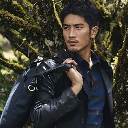 Godfrey Gao, who is literal perfection. | 21 Gorgeous Asian Guys Who Will Make You Damn Thirsty