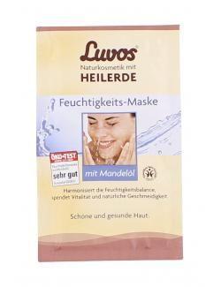 myTime.de Angebote Luvos Heilerde Feuchtigkeits-Maske mit Mandelöl: Category: Drogerie > Körperpflege & Kosmetik >…%#lebensmittel%