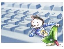 Lesideeën - Computer  Leshulp, online lessen voor het primair / basis onderwijs