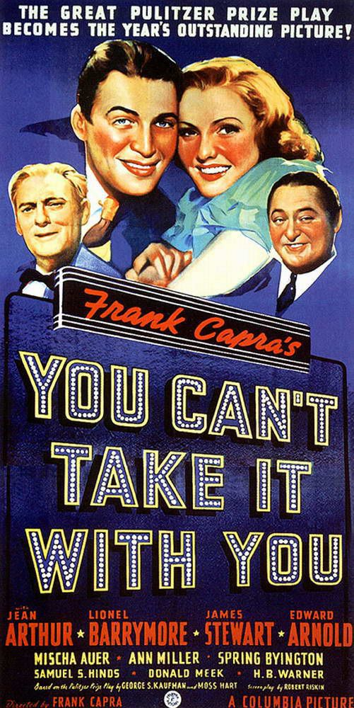 You Can't Take It With You (1938) Film