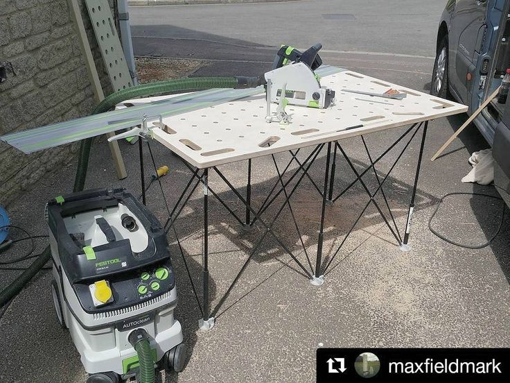 Still loving @maxfieldmark's gorgeous #CentipedeTops in this repost:    Pic 1. My finished Festool MFT / centipede table. I can't wait for my new dogs to turn up and then start utilising my new top  #festoolmft #centipedesawhorse #festooled #festoolfan ・・・  (@get_repost)  #CentipedeTool #CentipedeSupport #portable #jobsite #workbench #temporary #woodshop #workspace #mobile #workshop #worktable #stand #sawhorse #carpentry #joinery #woodworking #contractor #construction #woodworker #tracksaw