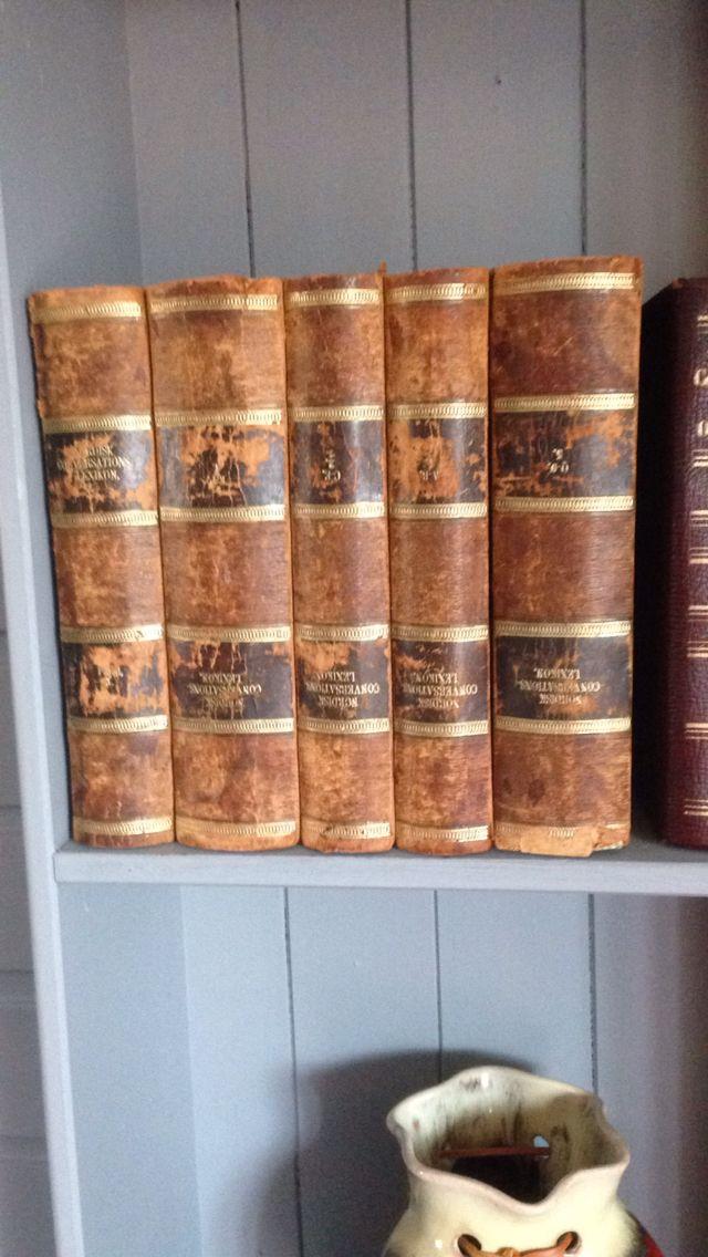 Nordisk lexicon fra 1878