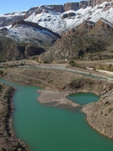 Cañon del Rio Atuel Mendoza