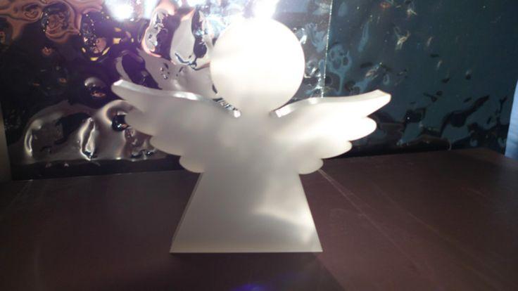 Engel ★ Glücksbringer & Schutzengel von PAULSBECK Buchstaben, Dekoration & Geschenke auf DaWanda.com