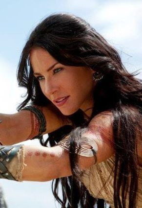 "Lynn Collins as Dejah Thoris in ""John Carter"""