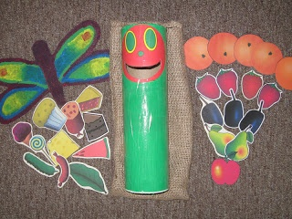 Hungry Caterpillar Story Resources