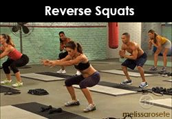 These are also called bottom-to-bottom squats. They hurt so good! Try doing them in a tabata circuit. No weight, just body weight.