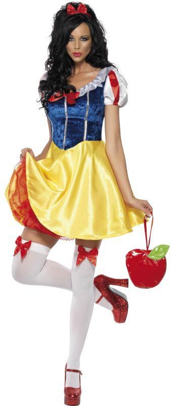 Op zoek naar een mooi maar goedkope outfit voor je verkleedfeestje? Bestel dan snel dit leuke sprookjes prinses kostuum voor een goedkope prijs bij Vegaoo.nl!