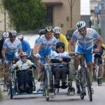 "La ""side-bike"" diretta a Lourdes"