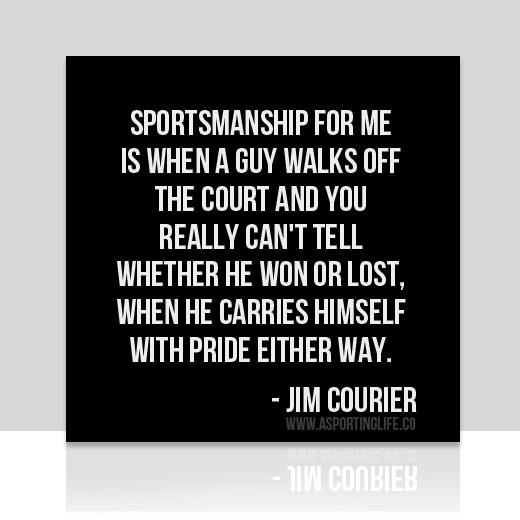 i am a horrible sore loser....gotta fix it...and i dont even play sports!