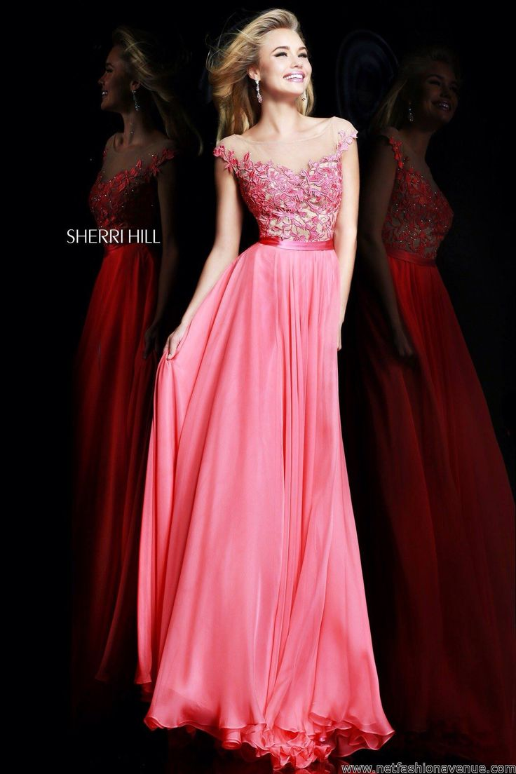19 best wedding images on Pinterest | Formal prom dresses, Evening ...