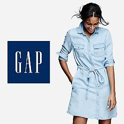 Gap Cardholders Take 35% Off Entire Purchase + An Additional 25% Off | Today Only