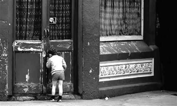 Lynche's Pub, Patrick Street, Dublin 1960's.