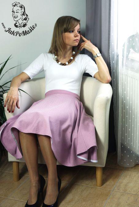 a circle skirt