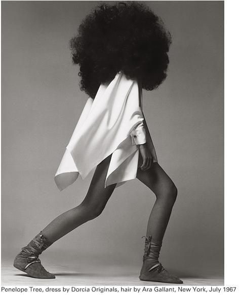 Richard Avedon - Penelope Tree