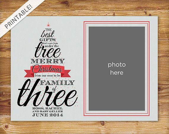 Best 25+ Pregnancy christmas card ideas on Pinterest | Maternity ...