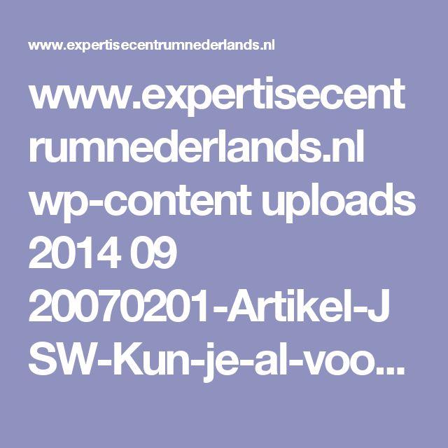 www.expertisecentrumnederlands.nl wp-content uploads 2014 09 20070201-Artikel-JSW-Kun-je-al-voorspellingen-doen-in-groep-2.pdf