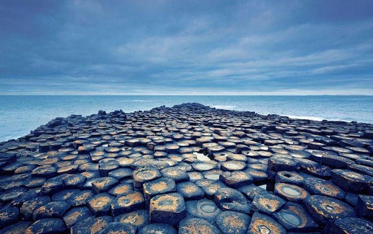 Calçada dos Gigantes, Irlanda do Norte
