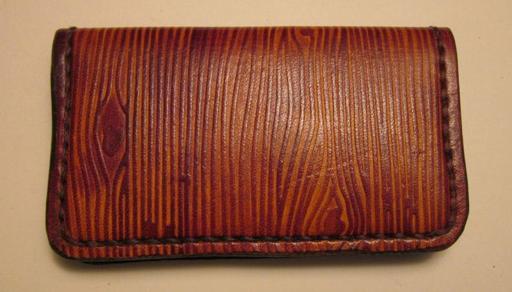 Business Card Holder Great Gift For A Woodworker