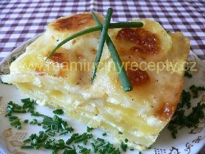 + Savojské brambory