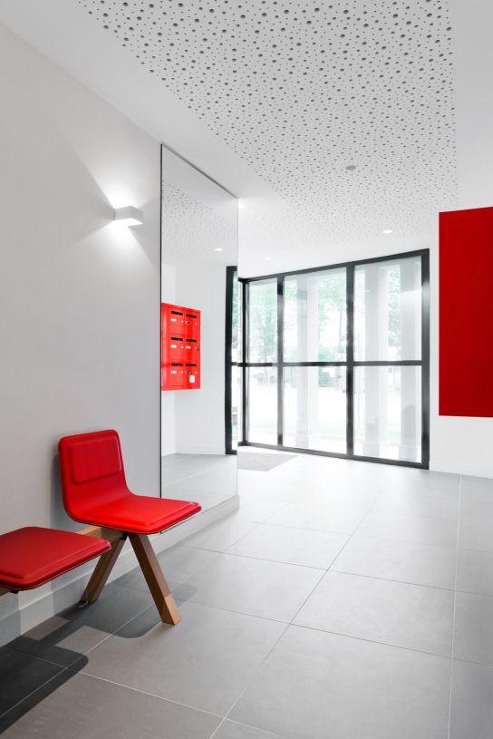 Réalités promotion Nantes hall d'immeubles