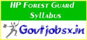 #HimachalPradesh Forest Department has uploaded the HP Forest Guard #Syllabus2016 on its official website. Applicants who are looking for Himachal Pradesh Forest Department #Exam Pattern and Syllabus are on the correct page.