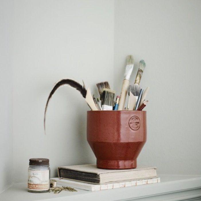 Edge pot design by Stilleben for Skagerak