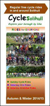 Cyclesolihull Cycling in Solihull