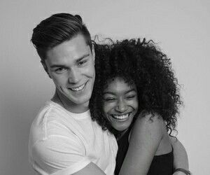 Black whites couples #10