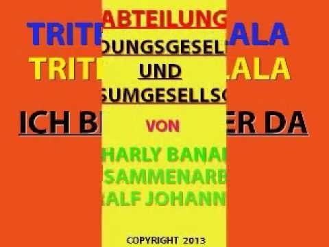 ABTEILUNG VERBLÖDUNGSGESELLSCHAFT UND KONSUMGESELLSCHAFT von Charly Banana in Zusammenarbeit mit Ralf Johannes  0:47 / 2013