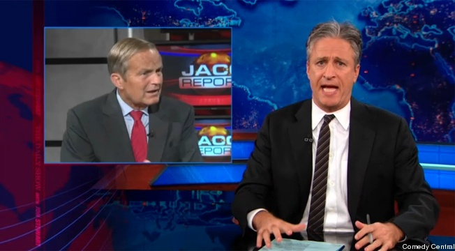 "While the 2012 presidential candidates and their running mates are not without flaws, they're by far the ""cream of the crop"" Washington has to offer, Jon Stewart said Thursday. So with a new segment — ""You magnificent bastards"" — Stewart took a look at the down-ballot Republican candidates, or, ""the cream of the crap."""