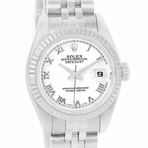Rolex Datejust automatic-self-wind womens Watch 179174 (Certified Pre-owned) -- ...