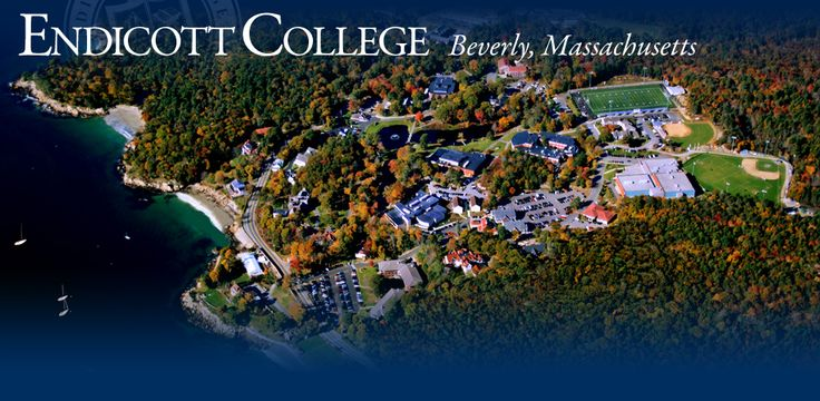 Endicott College's 235-acre oceanfront campus boasts three beachesand is noted as one of the most scenic colleges in America.
