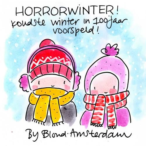 Horrorwinter by Blond Amsterdam