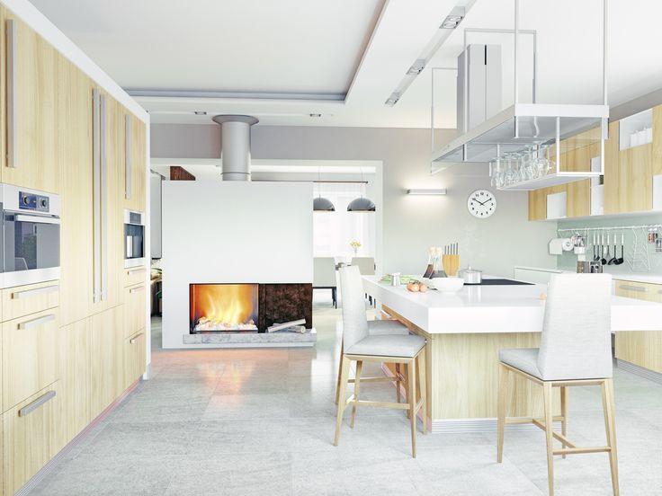 27 besten Landhaus Küchen Bilder auf Pinterest Besonderheiten - offene wohnkchen