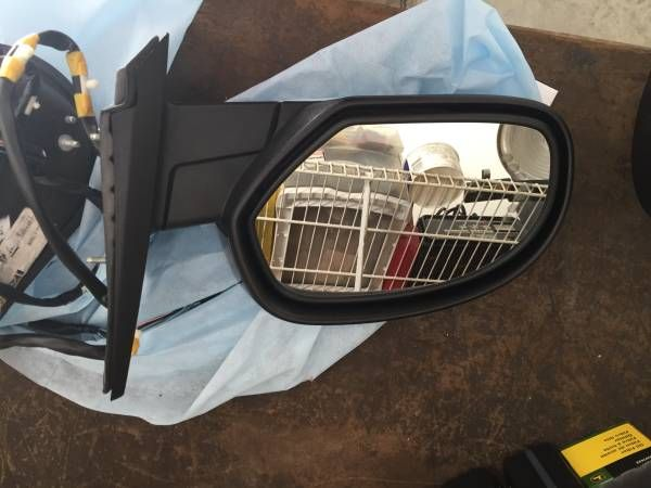 2008 Silverado Mirrors (southbury) $150