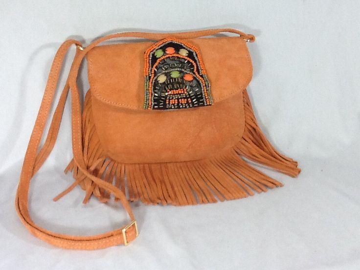 Bolsa feminina tipo mochila em camurça de couro legítimo : Ideias sobre bolsas de couro legitimo no